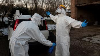 Több mint nyolcvanezren meghaltak már koronavírus-fertőzés miatt Olaszországban
