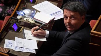 Lemondanak az Élő Olaszország párt miniszterei, bukik a római kormány