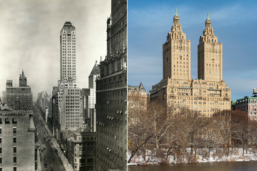 A magyar származású építész, aki New York ikonikus épületeit tervezte: Róth Imre felhőkarcolói
