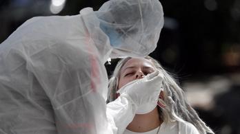 A fertőzöttek egy százalékánál mutatható ki a brit mutáns Franciaországban