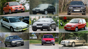 Az Év Autója-díj dobogósai mint használt autók X. – 1991-1993.