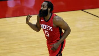 James Hardent elcserélte a Houston Rockets