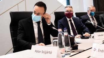 Szijjártó Péter: 3,3 milliárd forintból fejleszti magyar központjait az egyik legnagyobb amerikai cég