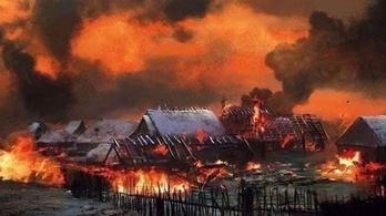 Tűz ütött ki egy bangladesi menekülttáborban, több ezer rohingya maradt fedél nélkül