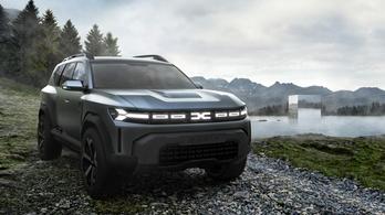 Új Dacia terepjárót mutattak, és visszatérhet a Lada Európába