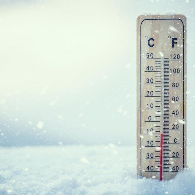 -15°C is lehet a hétvégén: hózáporokra is számíthatunk