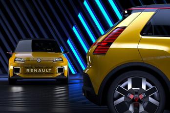 Az új Renault 5-ös a Zoe helyére érkezik