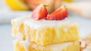 Szénhidrátcsökkentett citromszeletekkel könnyebben megy az újévi diéta