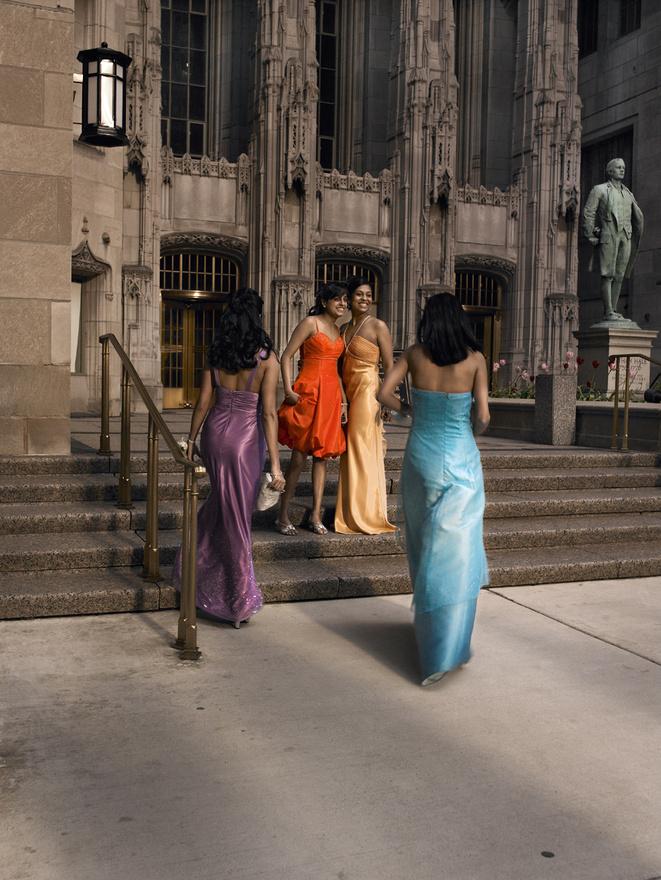 Chicago - Ballgirls