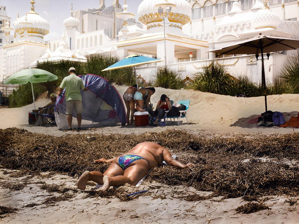 Atlantic City - Sunbath