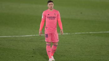 A Bundesligába adta kölcsön támadóját a Real Madrid