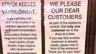 A Keletinél van egy dohánybolt, ami örömet okoz vásárlóinak – angolul legalábbis