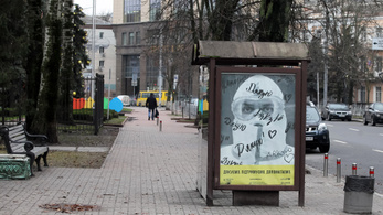 Ukrajna: csaknem 8 ezer új fertőzött