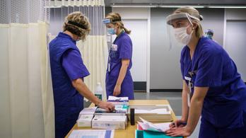 Meghaladta a tízezret a járvány miatt elhunytak száma Svédországban