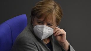 Megalezárást akar Merkel Németországban