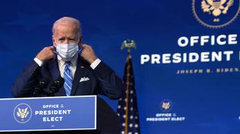 Kétezer milliárd dollárt pumpálna a gazdaságba Biden