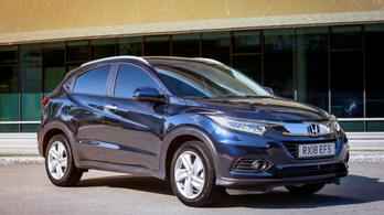 Búcsúzik a Honda HR-V