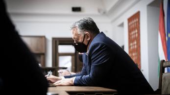 Orbán Viktor: több a gyógyult, mint a fertőzött