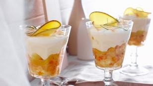 Ez a mangós pohárkrém tökéletes desszert, ha valami könnyűt és egyszerűt készítenél
