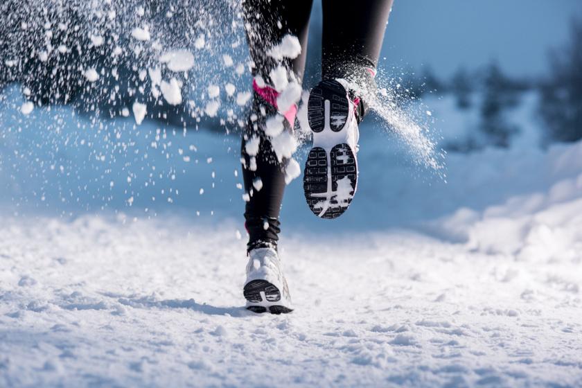 Futás hidegben: miért nagyon veszélyes a szakemberek szerint?