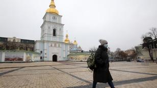 Ukrajna: több új fertőzött