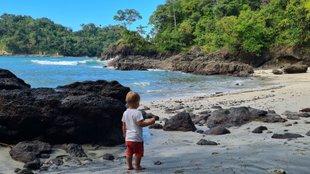 Pura vida: Costa Rica-i kalandok kisgyerekkel