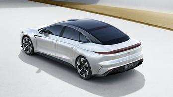 Újabb kínai teszlát mutat be az Alibaba autómárkája