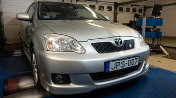 Totalcar Erőmérő: Toyota Corolla TS1.8 – 2005.