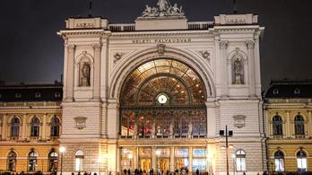 Megkezdődhet az utascentrum építése a Keleti pályaudvaron