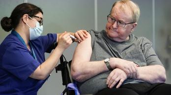 Norvégia óva int a súlyosan beteg idős emberek beoltásától