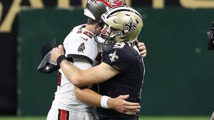 Az NFL két legnagyobb legendájának utolsó csatája jöhet