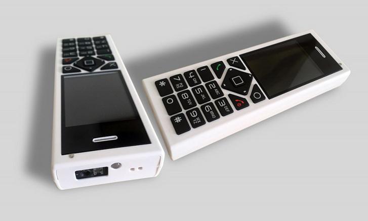 Moniphone monitoring mobilkészülék.