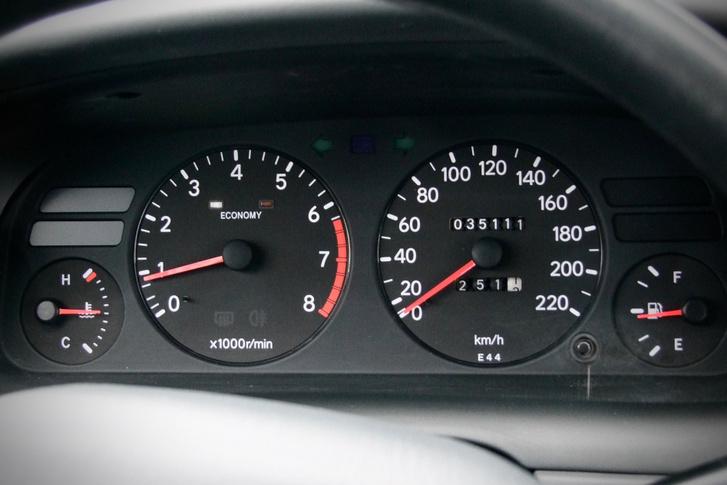 35111 kilométer egy az örökéletre tervezett autóban