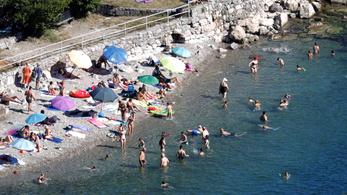 Harmadával kevesebb magyar turista látogatott tavaly Horvátországba
