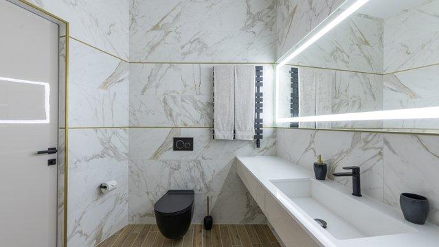 Inspiráció a 2021-es fürdőszobai trendekből