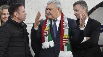 Kubatov Gábor szinte mindenben egyetért Csányival, de egy dologban nem