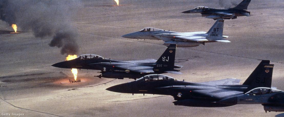 30 éve tört ki a Sivatagi Vihar - krónika