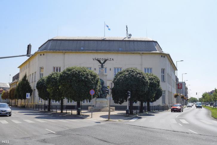 A XV. kerületi városháza