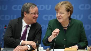 Angela Merkel támogatója, Armin Laschet a CDU új elnöke