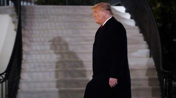 Nem díjazzák az amerikaiak a Capitolium ostromát, zuhant Trump népszerűsége