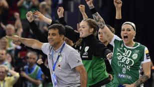 Ismét Ambros Martín lehet a Győr edzője
