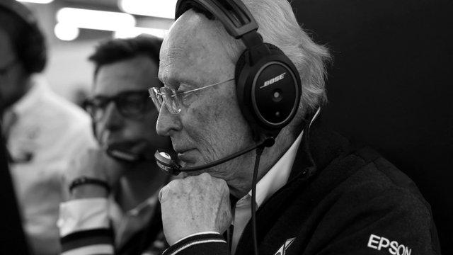 F1: Elhunyt a Mercedes korábbi vezére
