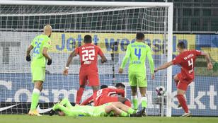 Willi Orbán góllal mentett pontot a Lipcsének