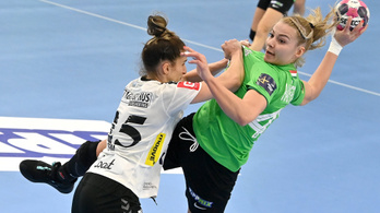 Kikapott hazai pályán a Ferencváros a női kézi BL-ben