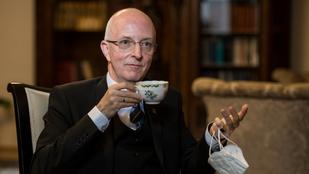 Varga Zs. András: Nem az elnöknek van Kúriája, hanem a Kúriának elnöke