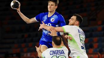 Szlovénia nagy meglepetésre kikapott az orosz válogatottól a kézi-vb-n