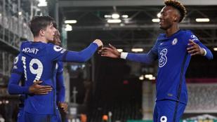 Megszakadt a Chelsea rossz sorozata a Premier League-ben