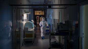 Egy 45 éves férfi a koronavírus legfiatalabb áldozata
