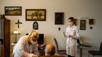A Moderna vakcinájával folytatódik az oltás az idősotthonokban