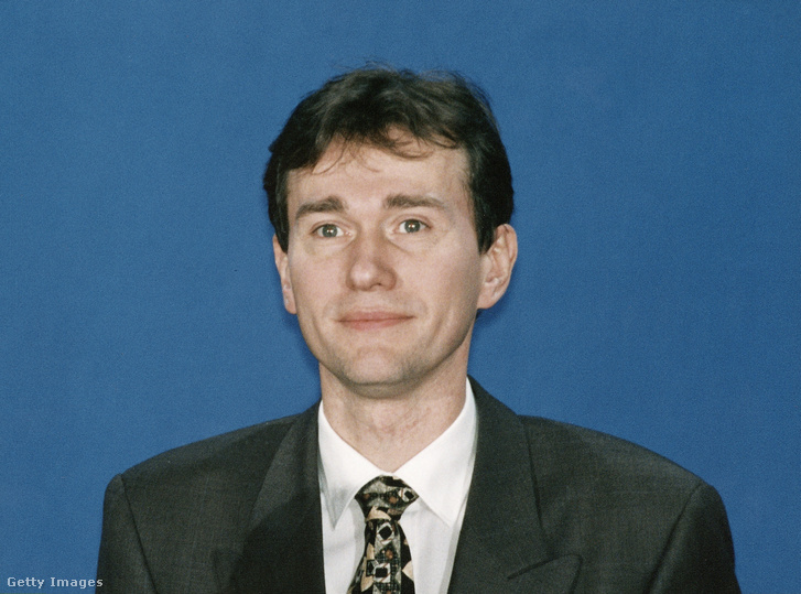 Frank Vanderbroucke belga egészségügyi miniszter